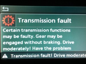 ошибки на бортовом компьютере