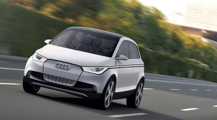 электрокар Audi A2