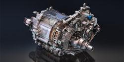 электродвигатель автомобиля