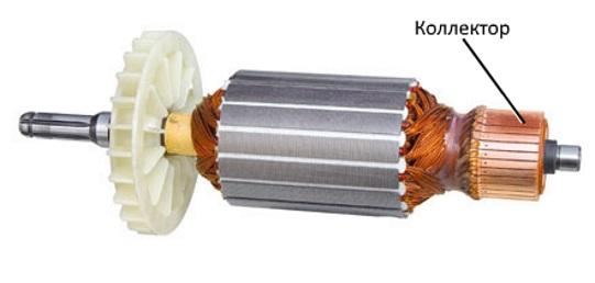 коллекторный ротор