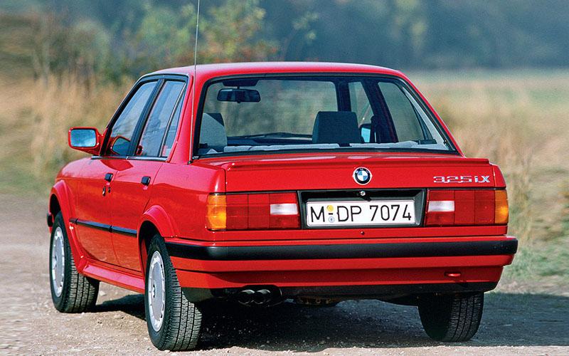 BMW-325iX