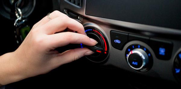 рукоятка отопления салона в авто