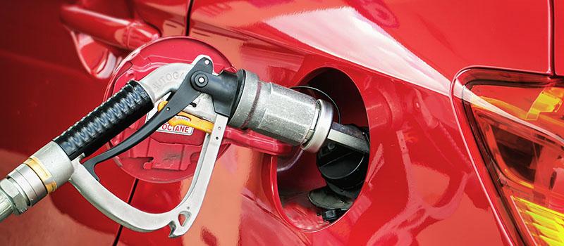 заправка газом авто